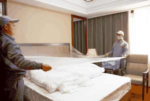 床整体保护