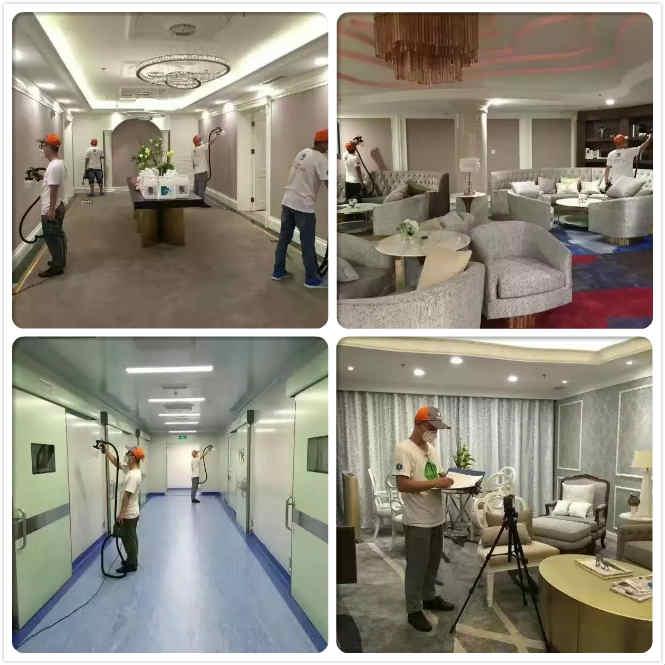 北京玲珑梵宫医疗美容医院施工细节